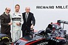 McLaren signs Richard Mille to replace TAG Heuer