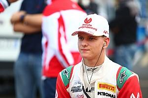 F3 Europe 速報ニュース 【F3ヨーロッパ】ミック・シューマッハー、来季はF3参戦か?