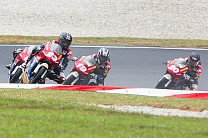 ATC Qualifying report ATC Malaysia: Gilang pole position, Gerry start ketiga