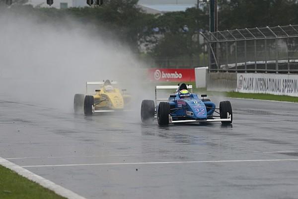 Formula 4 SEA Presley: Kemenangan perdana di bawah kondisi sulit