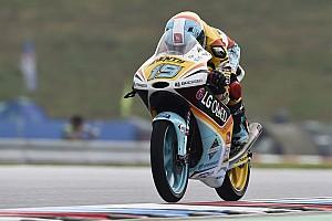 Moto3 Qualifying report Moto3 Rep. Ceko: Rodrigo curi pole dari Fenati