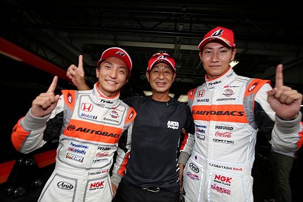 Super GT Fuji Super GT: ARTA Honda takes second straight pole
