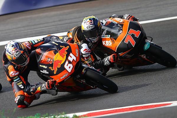 Moto3 Ultime notizie 24 piloti di Moto3 multati di 500 euro al termine delle qualifiche!