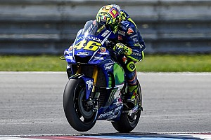 MotoGP Breaking news Rossi rules out using new Yamaha fairing in Austria