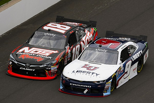 NASCAR Cup News NASCAR bringt komplett neue Aerodynamik zum All-Star-Rennen