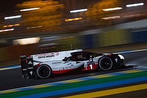 Le Mans Race report Le Mans 24h: Porsche in control at halfway, as Toyota curse returns