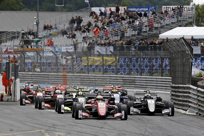 Автодром у По прийме перший етап Євро Ф3 2018 року