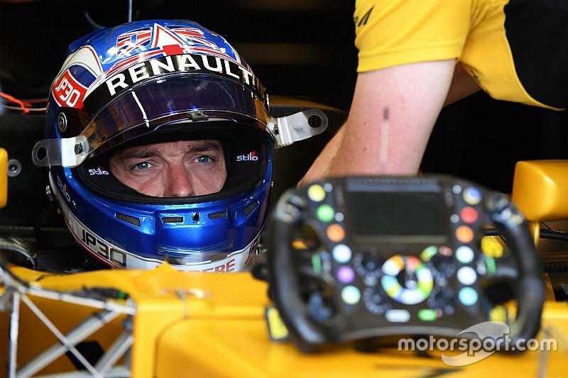 【F1】パーマー「将来の心配はしてない。状況を乗り切れるかは僕次第」