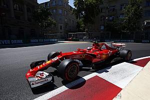 Формула 1 Новость Райкконен списал отставание от Mercedes на шины