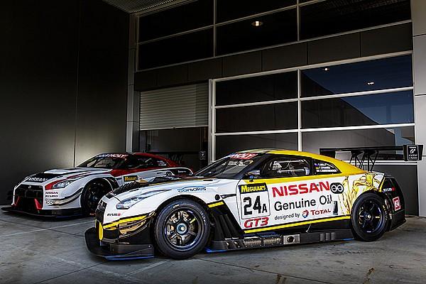 【耐久】バサースト12h:日産GT-R GT3、1台にトタルがオイル提供