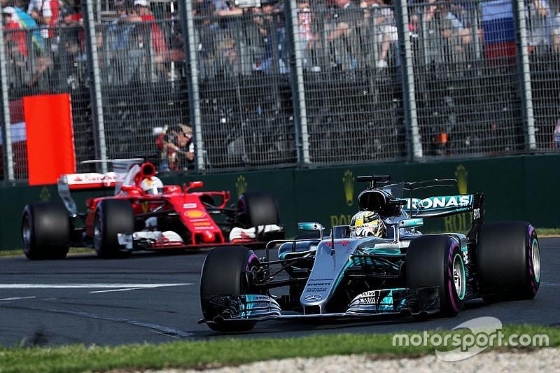 Mercedes: Сильні суперники – складова Формули 1