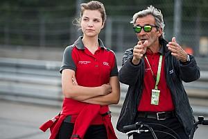 Egyéb autósport BRÉKING Elismerően beszélt Keszthelyiről az Audi Akadémia vezető instruktora