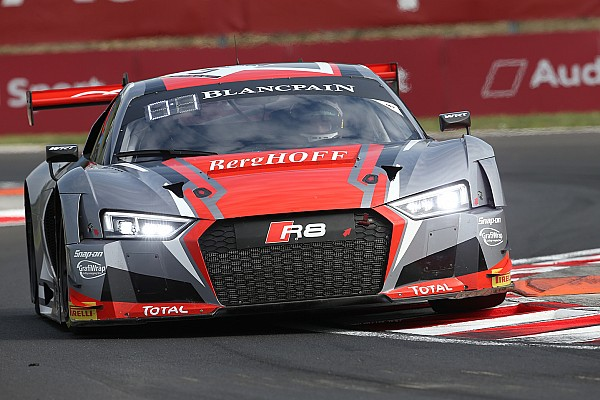 Blancpain Sprint Репортаж з гонки BSS в Угорщині: Фесслер і Вантор виграли головну гонку