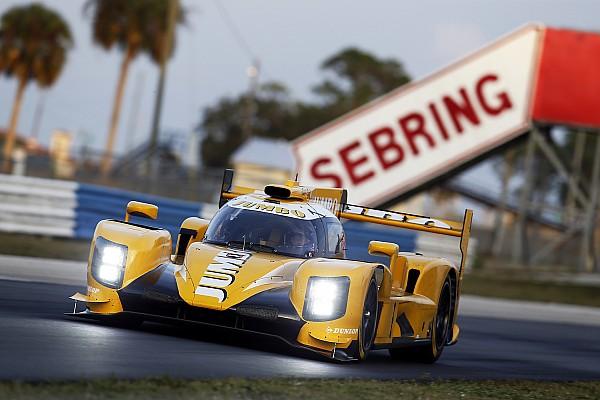 European Le Mans Barrichello impressed by Dallara LMP2 at Sebring