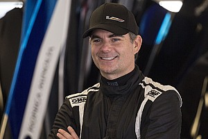 NASCAR Cup Breaking news Jeff Gordon on the fence about NASCAR running infield road courses