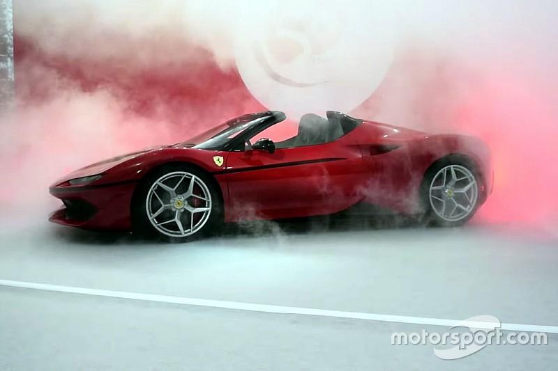 La Ferrari J50 exclusive se montre en vidéo