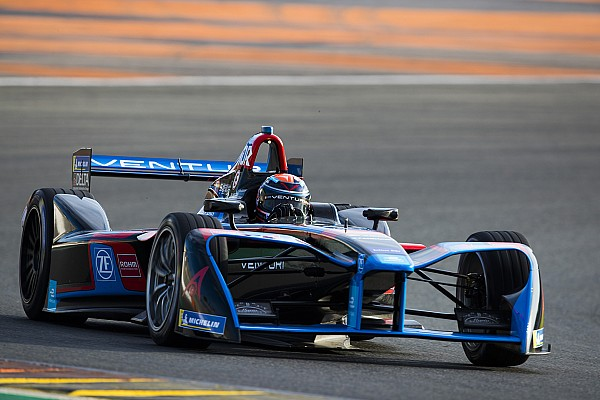 Formula E Venturi picks Mortara to partner Engel in Formula E