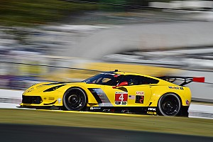 IMSA Breaking news Corvette announces unchanged 2018 IMSA line-up