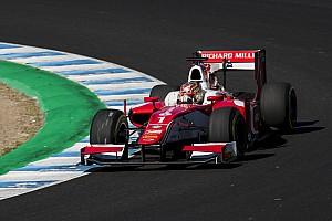 FIA F2 比赛报告 勒克莱尔主赛夺冠,加冕F2总冠军