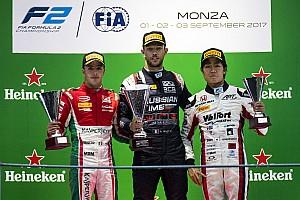 FIA F2 Репортаж з гонки Ф2 у Монці: божевільна перемога Гіотто