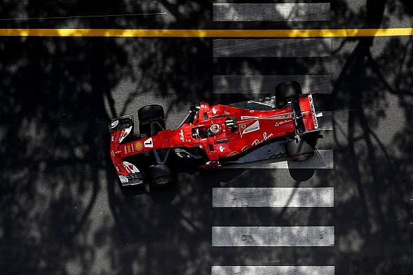F1 Resultados La parrilla de salida del GP de Mónaco