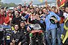 CIV Superbike Pirro, un'altra impresa dopo il titolo: cade, ma va a vincere Gara 2!