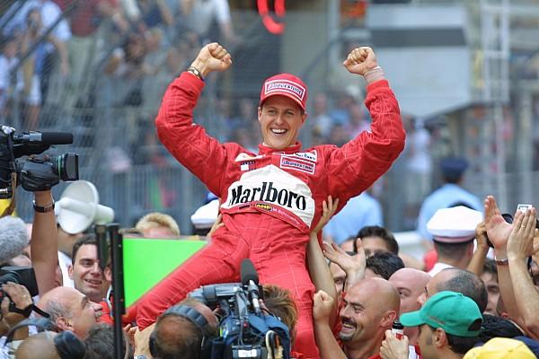 Формула 1 Новость Шумахер вошел в десятку самых богатых спортсменов в истории