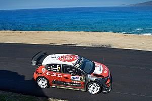 WRC レグ・レポート 【WRC】フランス初日:トップはミーク。ラトバラ安定した走りで6位