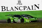 Blancpain Sprint Pole de Bortolotti y Juncadella saldrá sexto