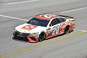 NASCAR Cup Qualifyingbericht NASCAR in Richmond: Matt Kenseth holt 1. Toyota-Pole 2017