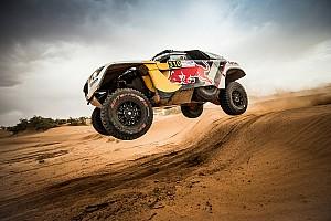 Dakar News Peugeot bestätigt Abschied von der Rallye Dakar