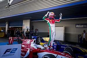 FIA Fórmula 2 Artículo especial Las mejores historias de 2017, 14: Charles Leclerc y su dominio en la Fórmula 2