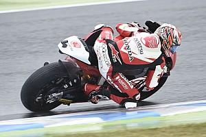 Moto2 Relato de classificação Nakagami é pole em treino agitado no Japão; Morbidelli é 15º