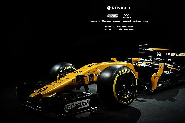 Formel 1 Feature Bildergalerie: Der neue Renault R.S.17 für die Formel 1 2017