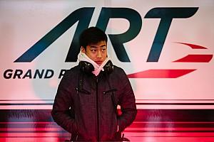 GP3 Новость Фукузуми – лучший по итогам первого дня тестов в Эшториле