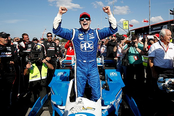 IndyCar Mid-Ohio IndyCar: Newgarden takes commanding win and points lead
