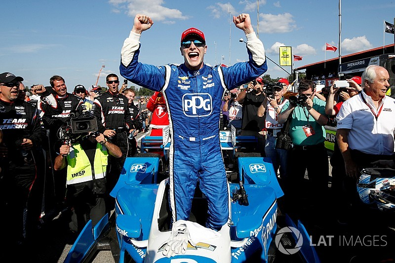 Mid-Ohio IndyCar: Newgarden takes commanding win and points lead