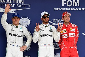 Formula 1 Hasil Grid start balapan GP Jepang 2017