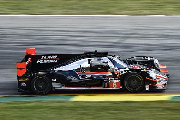 Petit Le Mans: IMSA-Neuling Helio Castroneves holt Pole-Position für Penske