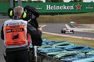 Formula 1 Ultime notizie Carey: