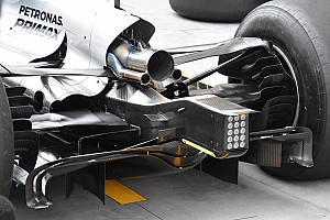 Gallery: Key F1 tech shots at Hungarian GP