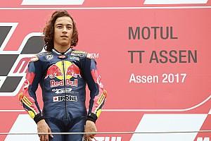Other bike Yarış raporu Rookies Cup Assen: Can Öncü ilk galibiyetini çok rahat kazandı!