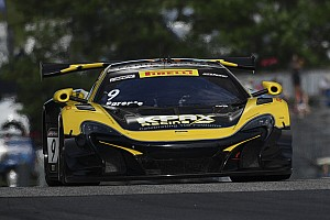 PWC Qualifying report Mid-Ohio PWC: Parente scores dramatic GT pole