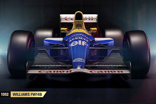Sim racing BRÉKING F1 2017: két legendás Williams a játékban