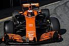 Formula 1 Galeri: McLaren MCL32 pist üstünde