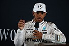Hamilton wil meer vrijheid voor het gebruik van social media in F1