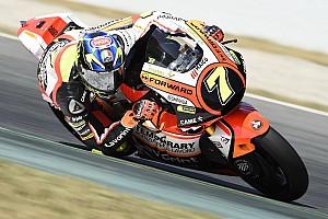 Moto2 Noticias de última hora Bandera roja en la QP de Moto2 por una brutal caída de Baldassarri