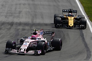 Formel 1 News Force India: Nico Hülkenberg ist (noch) besser als Esteban Ocon