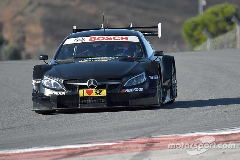 В Mercedes підтвердили склад пілотів на сезон DTM 2017 року