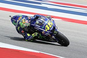 MotoGP BRÉKING MotoGP: Rossi örül a bezsebelt pontoknak, a hondások pedig a dobogónak